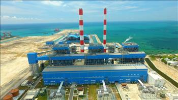 Lễ khánh thành dự án Nhà máy Nhiệt điện Vĩnh