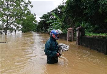 Tiếp tục mưa lớn sau bão số 3, một số khu vực ngập lụt không đảm bảo an toàn điện