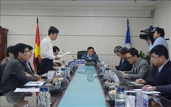 Tiểu ban Văn kiện Đại hội Đảng bộ EVN đóng góp ý kiến dự thảo Báo cáo chính trị