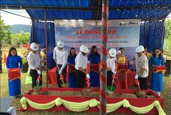 Động thổ xây dựng Nhà máy Điện mặt trời Phước Thái 1