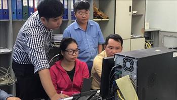 PC Phú Yên: Ứng dụng công nghệ nhận dạng mã vạch trong số hoá hồ sơ