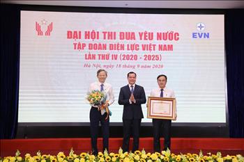 Tập đoàn Điện lực Việt Nam tổ chức Đại hội Thi đua yêu nước lần thứ IV (giai đoạn 2020 – 2025)