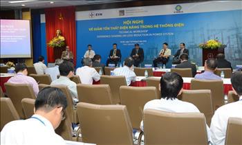 Mục tiêu đến năm 2020, tổn thất điện năng của Việt Nam là 6,5%.