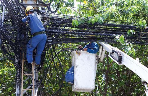 TP. HCM sẽ ngầm hóa lưới điện toàn thành phố