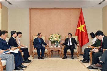 KOSPO muốn tham gia đầu tư các dự án nguồn điện tại Việt Nam