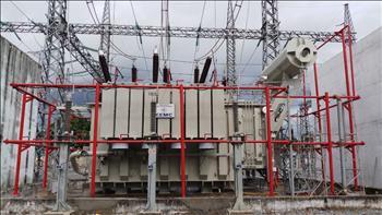 Hoàn thành dự án nâng công suất trạm biến áp 220kV Sơn Hà (Quảng Ngãi)