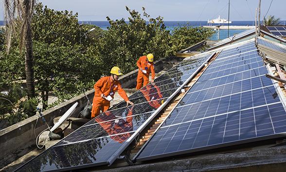 ESCO thúc đẩy tiết kiệm năng lượng