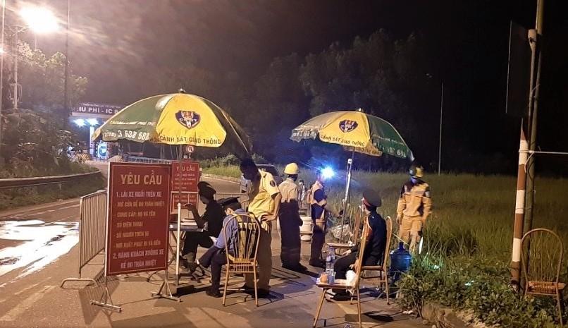 PC Phú Thọ đảm bảo cấp điện cho 5 chốt kiểm soát dịch bệnh COVID-2019 của tỉnh