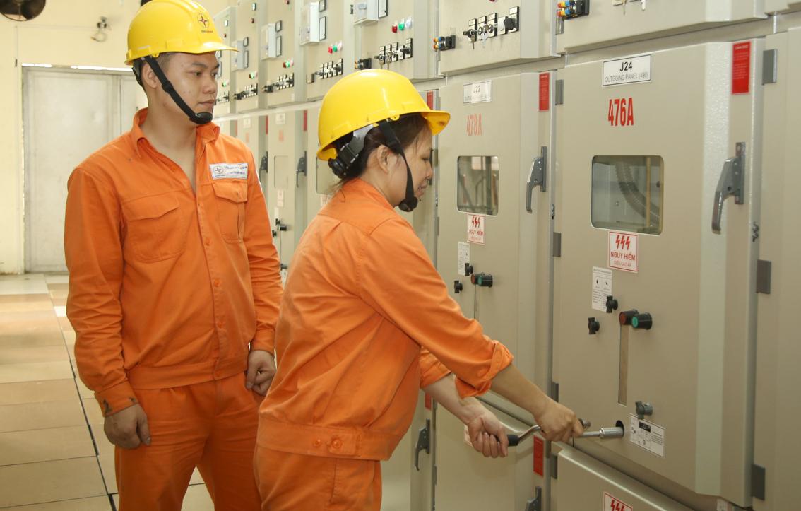 2 tháng đầu năm, sản lượng điện thương phẩm tăng trưởng hơn 12%