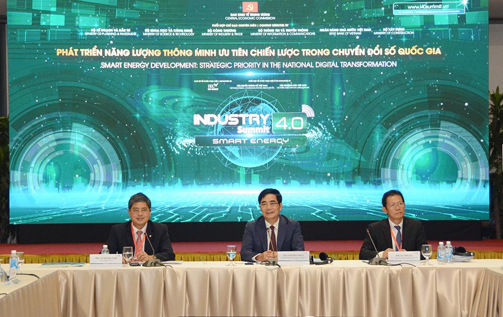 Phát triển năng lượng thông minh: Ưu tiên chiến lược trong chuyển đổi số quốc gia