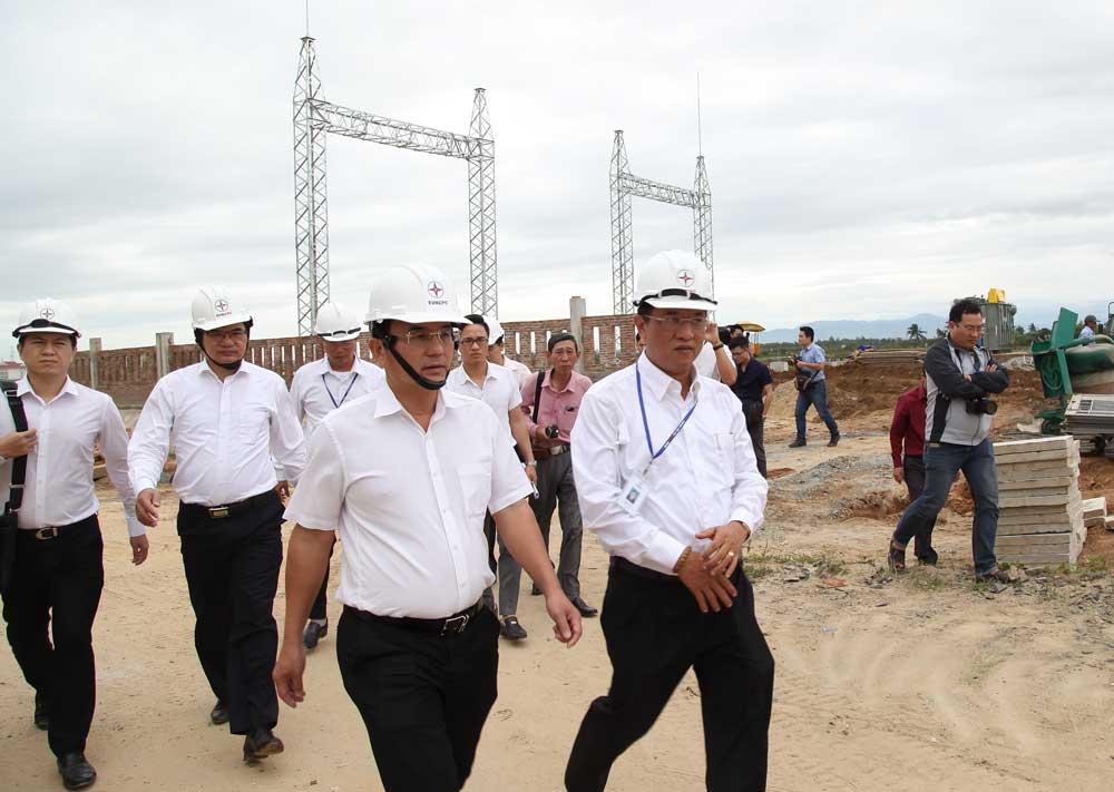 Đảm bảo cung ứng điện an toàn, ổn định phục vụ APEC 2017
