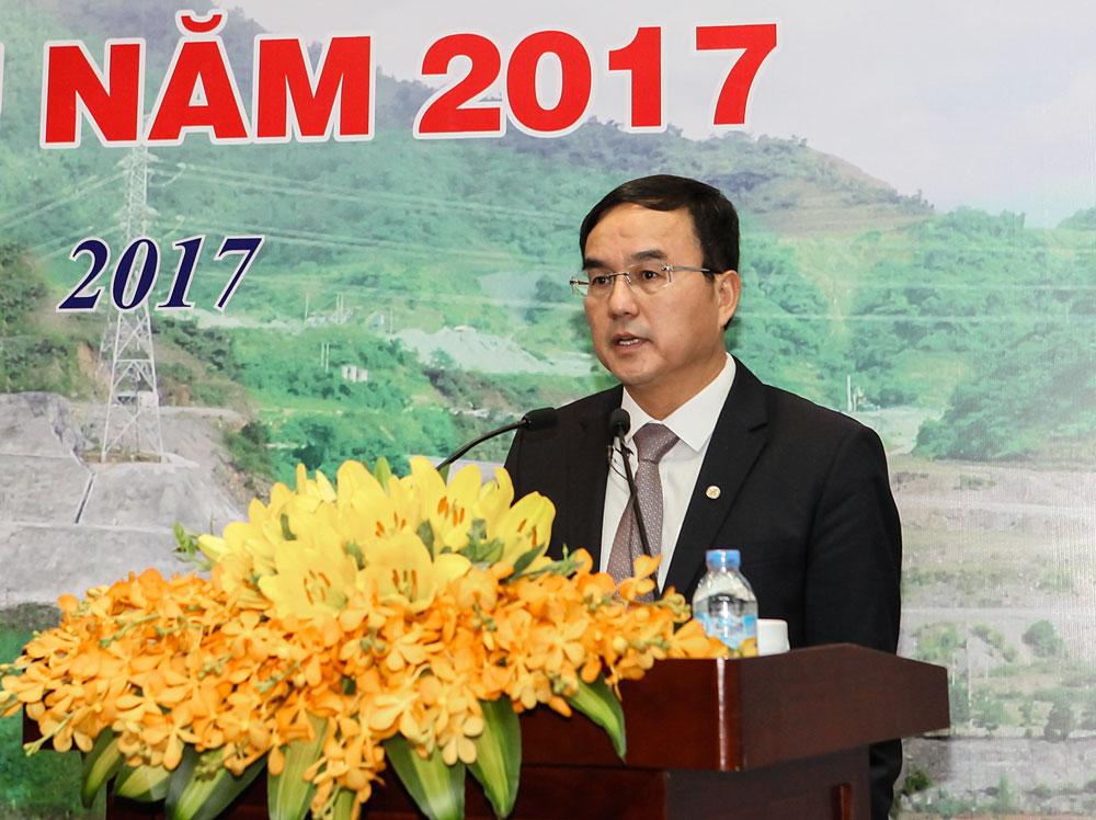 Chủ tịch HĐTV Dương Quang Thành: 8 vấn đề then chốt của EVN